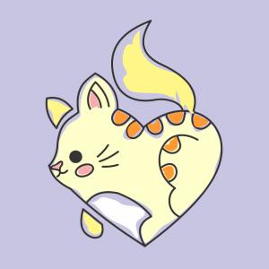 Como Desenhar Um Gato Kawaii Tatoo Arte E Cia Brasil