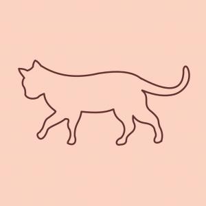 Como Desenhar Um Gato Tatoo Arte E Cia Brasil Brincando