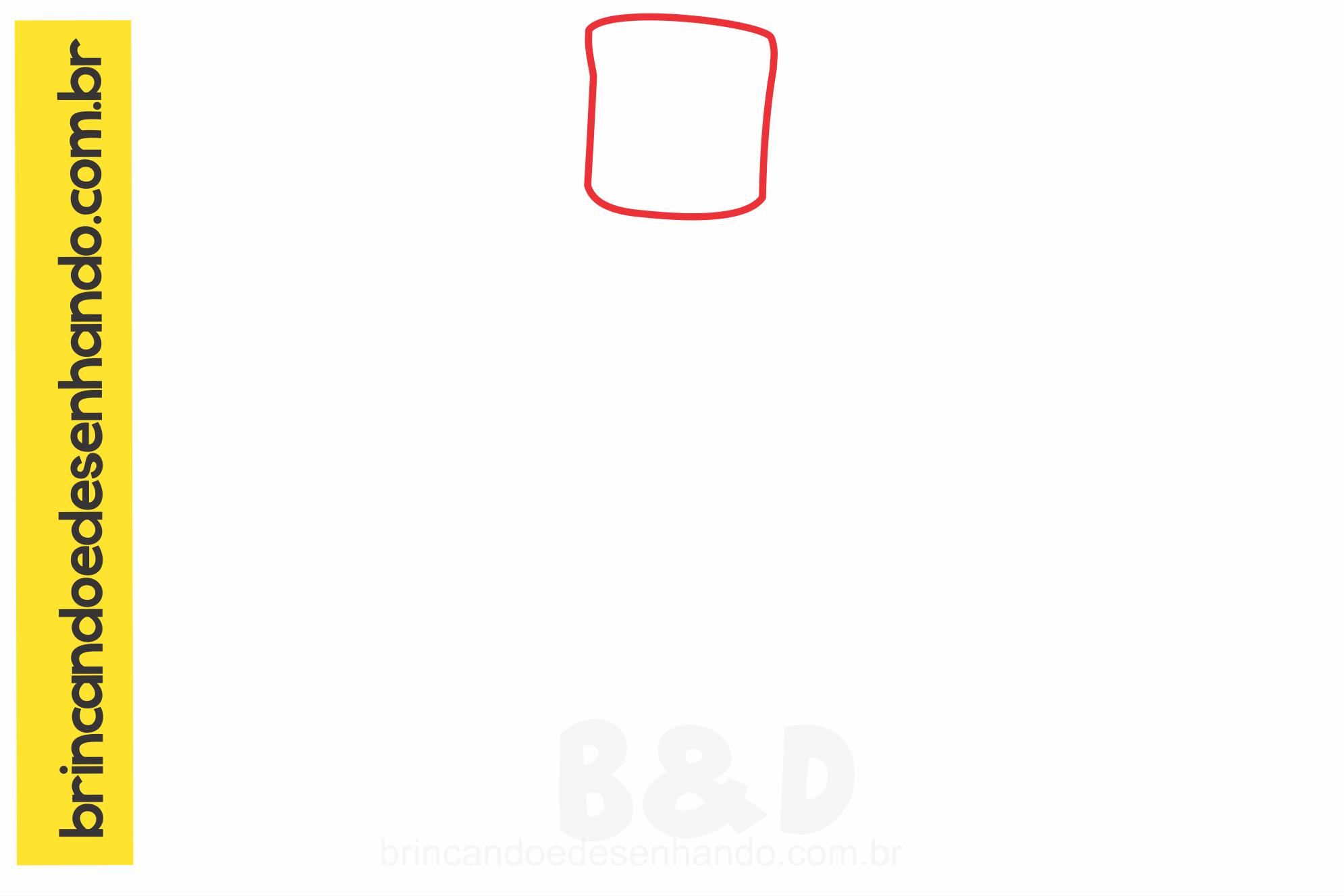 Como Desenhar O Dj Marshmallow Brincando E Desenhando